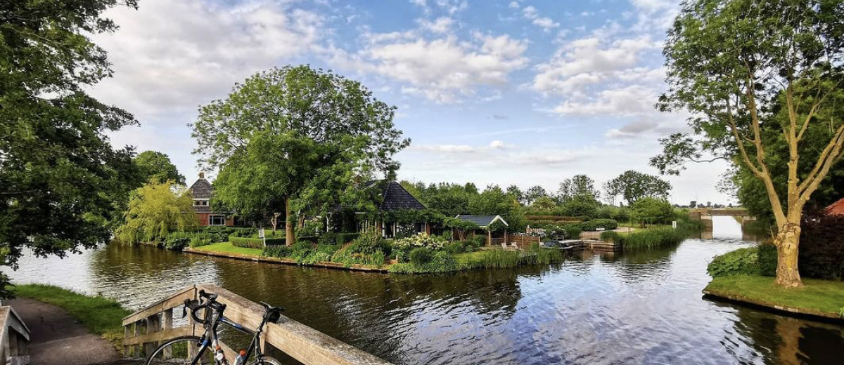SUP Route Aldtsjerk, Wyns en Bartlehiem (14 km) - Happy Supper