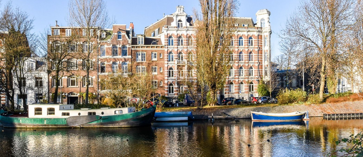 SUP Route Plantageroute, Amsterdam (11,9 km) - Happy Supper