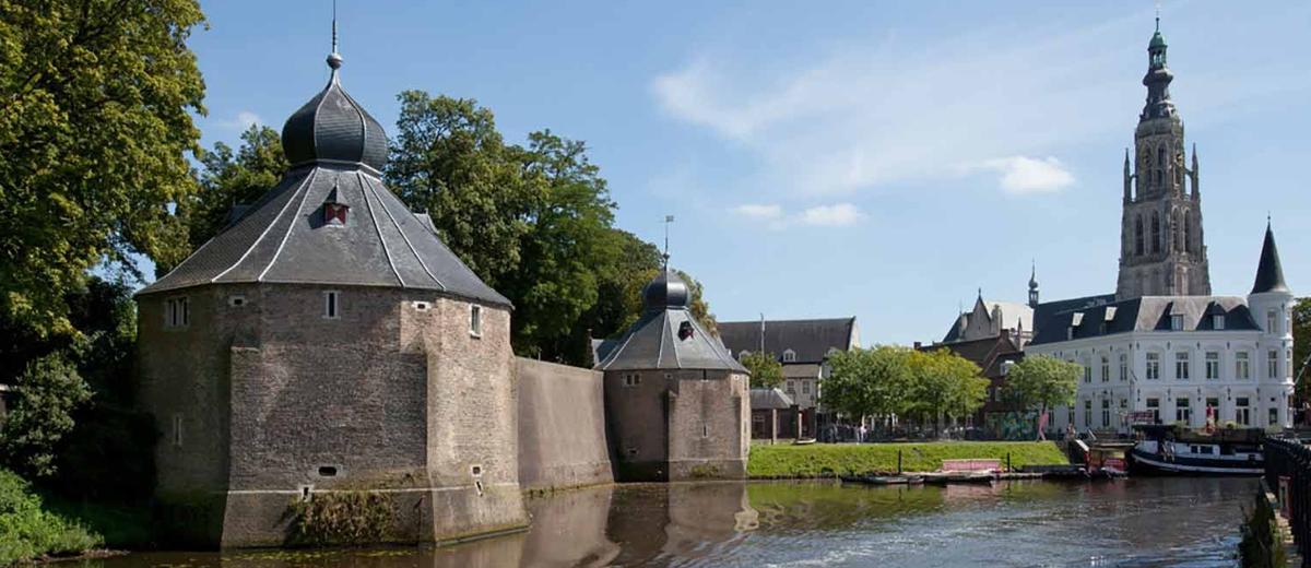 SUP Route Breda Stad (5 km) - Happy Supper