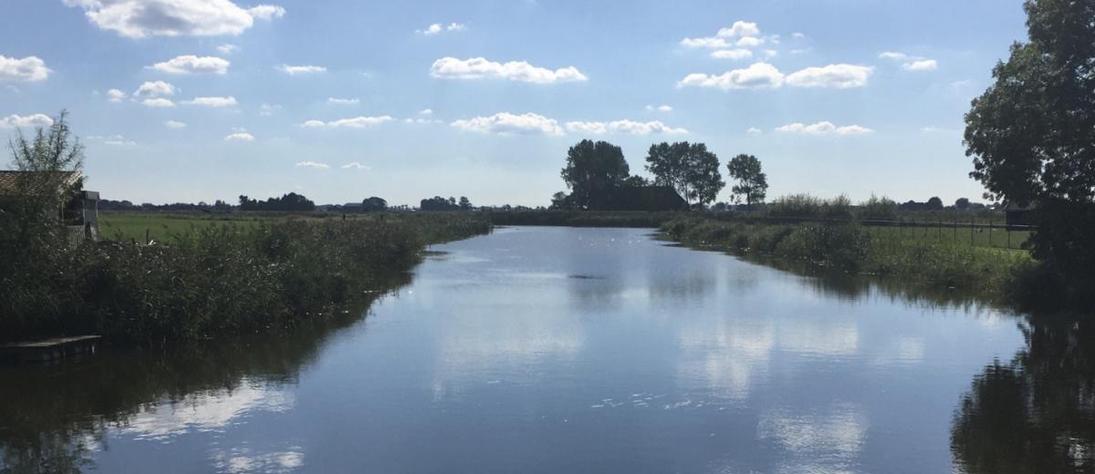 SUP Route De Lauwers, Friesland (11 km) - Happy Supper