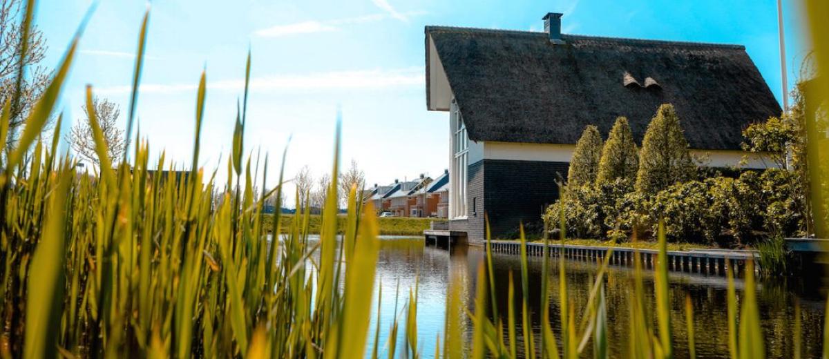 SUP Route Galjoen, Jol en Punter, Lelystad (4,4 km) - Happy Supper