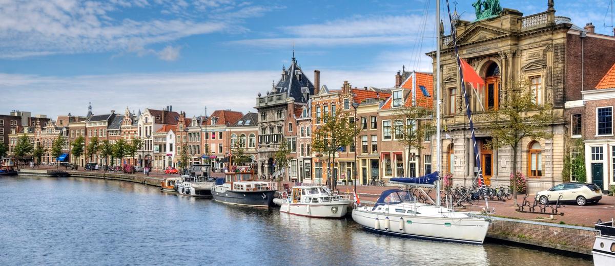SUP Route Haarlem Geel (3,2 km) - Happy Supper