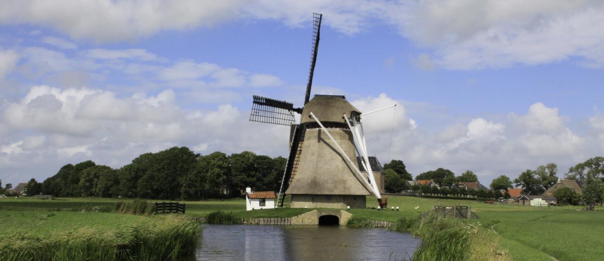 SUP Route Wânswert en Burdaard, Friesland (12 km) - Happy Supper