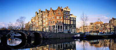 Amsterdam - Grachtenroute
