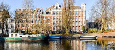 Amsterdam - Plantageroute