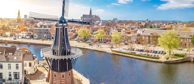 Haarlem - Blauw