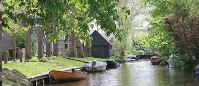 Monnickendam en Broek in Waterland