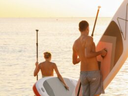 SUP board voor beginners
