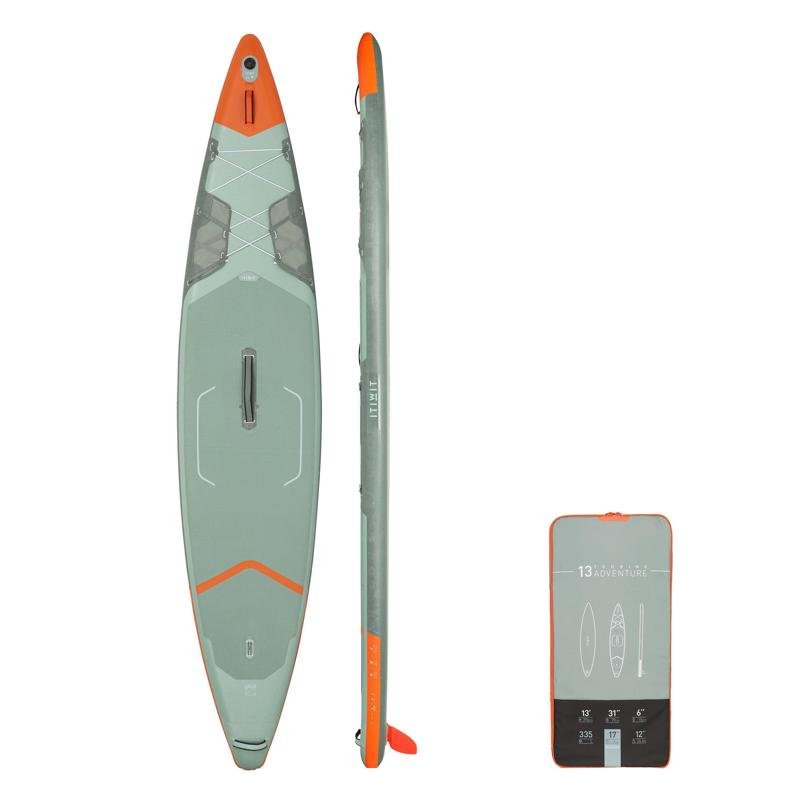 Soorten SUP boards: Decathlon touring SUP board