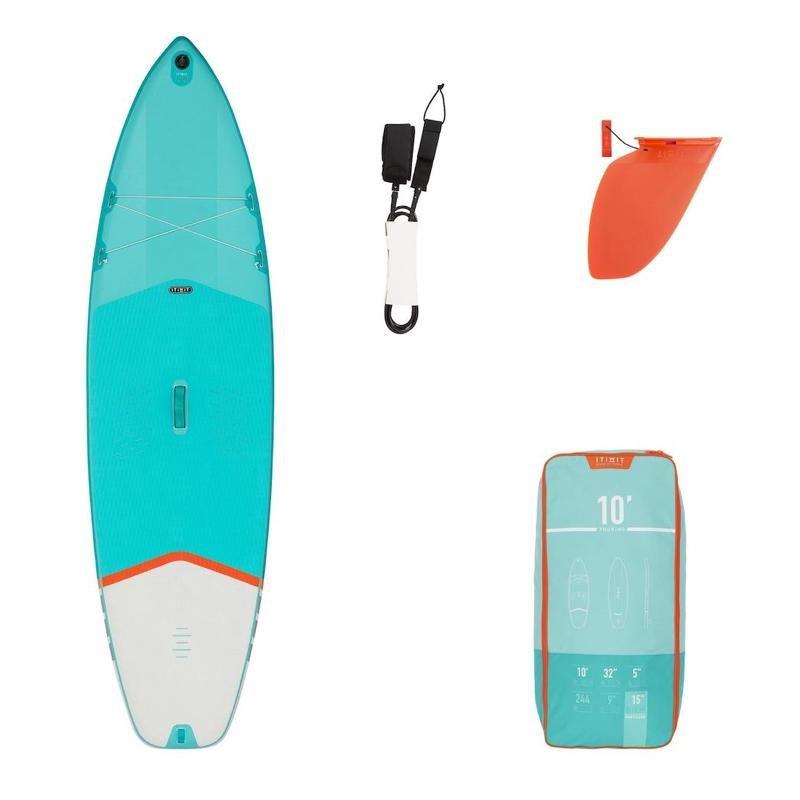 soorten sup boards: decathlon sup board