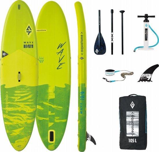 Aquatone Wave SUP board voor beginners