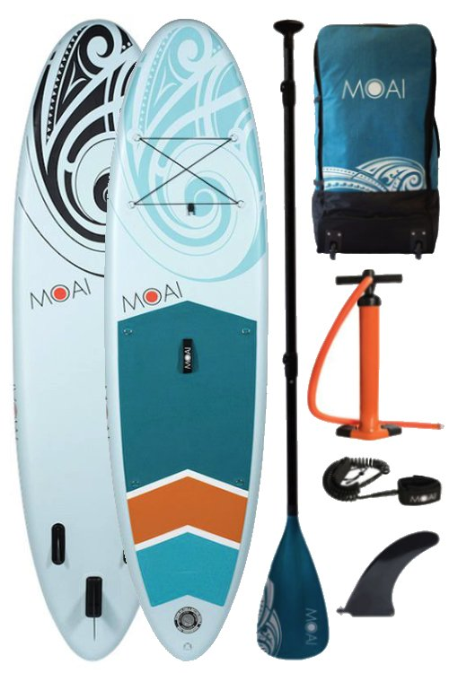 Mooi Allround SUP board voor beginners
